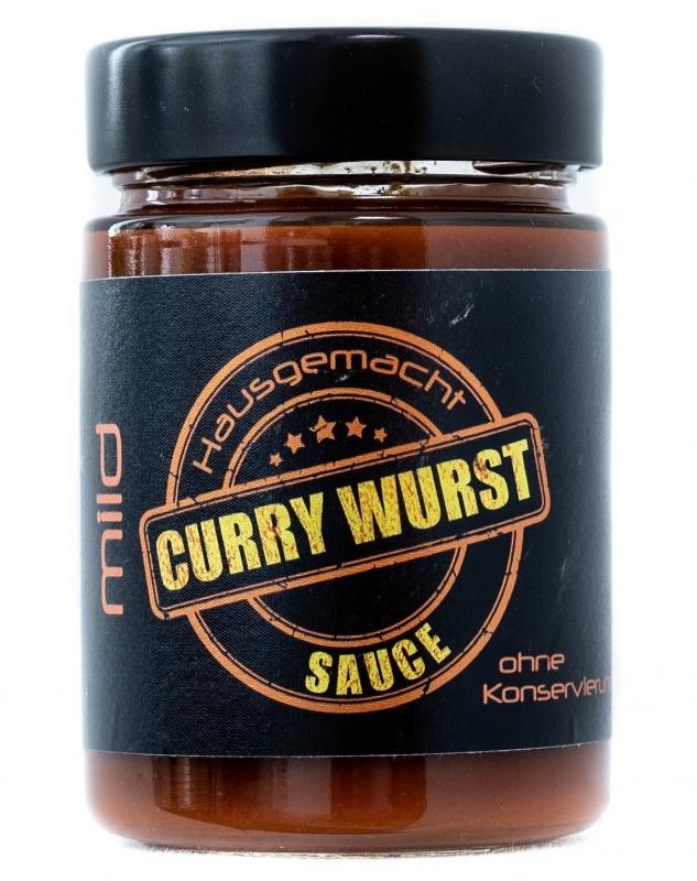 Currywurst Sauce  Mild 340g