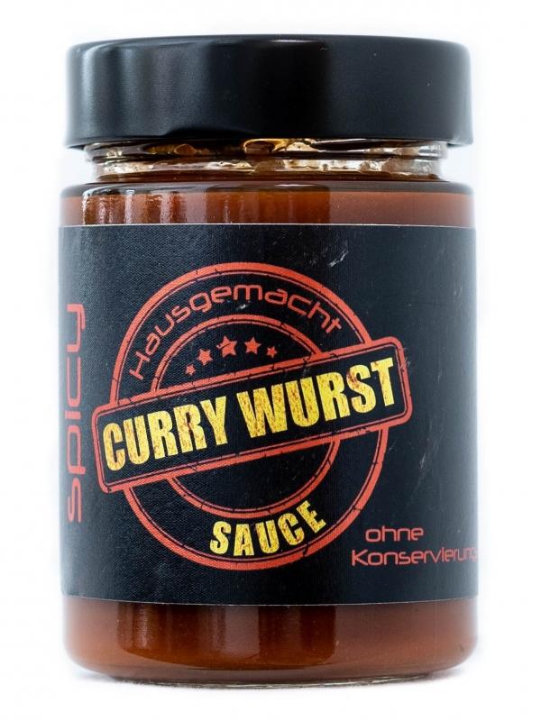 Currywurst Sauce Spicy 340g